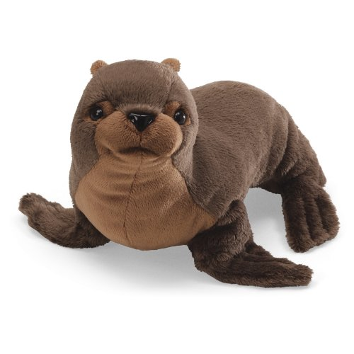 "Sea Lion Beanbag 7"" by Gund"