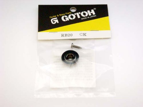 Mij G.Gotoh Round String Guide For Bass 3.5Mm Black