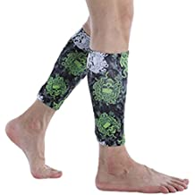 Bestwoohome Cooler Arm Sleeve UV Protection Compression Cover For Hiking/Fishing/Basketball, 1 Pair
