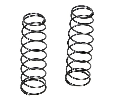 16mm RR Shk Spring, 3.6 Rate, Silver (2): 8B 3.0 by Team Losi