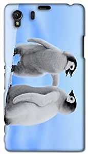 Timpax protective Armor Hard Bumper Back Case Cover. Multicolor printed on 3 Dimensional case with latest & finest graphic design art. Compatible with Sony L39H - Sony 39 Design No : TDZ-25351