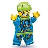 LEGO ミニフィギュア シリーズ10 スカイダイバー 単品 71001-06