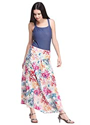 Abstract Colorful Skirt32