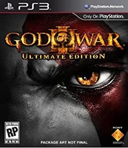 God of War 3 Collectors - Ultimate Edition PS3