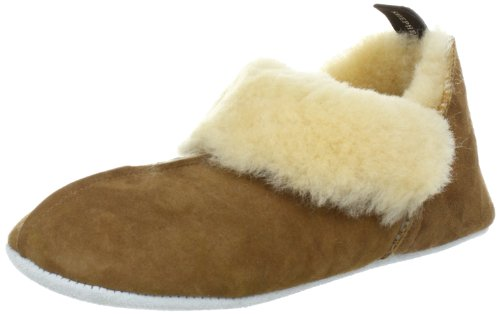 Shepherd NINA 927, Pantofole donna, Marrone (Braun (Chestnut 56)), 39