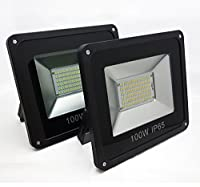 About The Product:- The LED Floodlight is set to wreak havoc on its halogen, HPS and metal halide competitors. Compared to inefficient halogen floodlights, the new LED Floodlight by saving over 80% in electricity costs and has payback periods less th...
