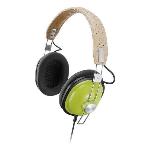 Panasonic ステレオヘッドホン RP-HTX7 greenの写真01。おしゃれなヘッドホンをおすすめ-HEADMAN(ヘッドマン)-