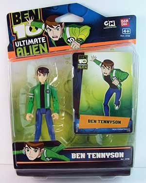 Picture of Bandai Ben 10 Ultimate Alien Action Figure - 4