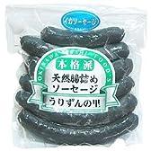 イカソーセージ(イカ墨入り)[240g]【冷蔵商品】