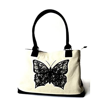Hidden Baby Butterfly Diaper Tote with Wrap-n-Mat Snack Wrap