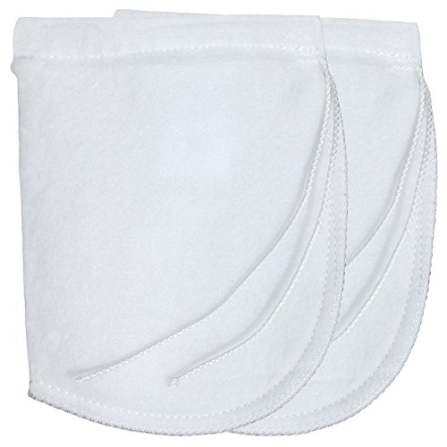 4 Inch DRAWSTRING Filter Socks 200 Micron - 4 Inch Opening by 8 Inch Long - SHORT Felt Filter Bags - Custom Made In The USA For Aquatic Experts (2 pack) (Customer Factory Blueprint compare prices)