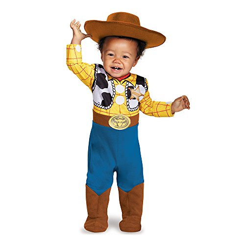Baby Boys Woody Baby Costume