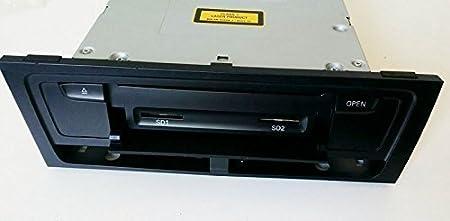 MMI 3G multimedia basic audi 4E0 035 646 bluetooth 2 x cartes sD