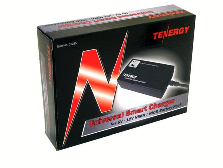 Tenergy Universal Smart Charger for RC/