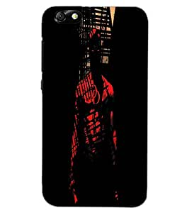 HUAWEI HONOR 4X MAN Back Cover by PRINTSWAG