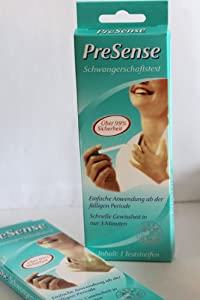 Pre Sense Schwangerschaftstest