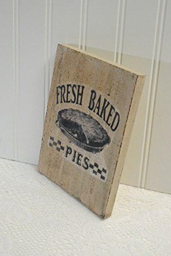 wooden-country-rustic-hanging-sign-fresh-bake-pies