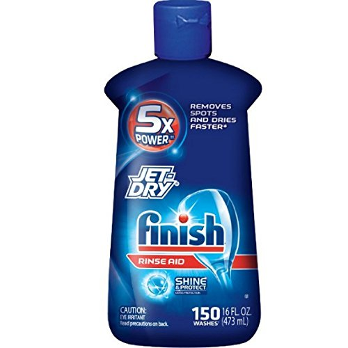 Finish Jet Dry Dishwasher Rinse Aid 16 oz (Dishwasher Rinsing Agent compare prices)