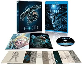 Aliens 30th Anniversary Edition on Blu-ray