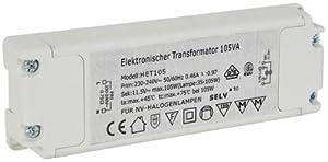 Velleman Transformateur electronique 105VA