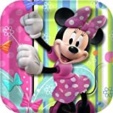 Minnie Mouse Birthday Party Supplies in a Box for 16 Guests