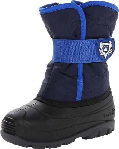 Kamik Footwear Snowbug3 Insulated Boot (Toddler) by Kamik by Kamik