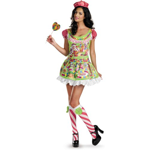 Disguise Inc Women's Candy Land Sexy Deluxe Adult Costume