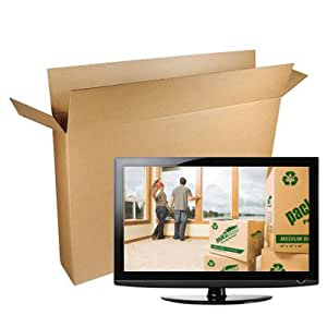 Moving Boxes - Flat Screen TV (40-46 in.) by Move 'N Store