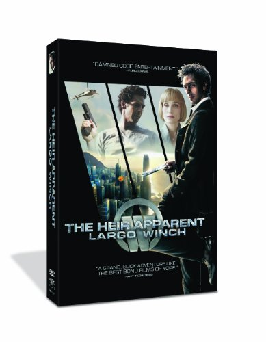 Cover art for  The Heir Apparent: Largo Winch