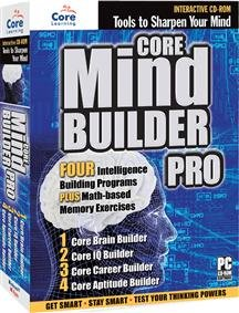 Good Core Learning Mind Builder Pro Four Volume Collection Math-Based Addition Subtraction Exercises