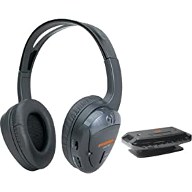 41TJYqpLCuL. SL500 AA280  Sylvania SYL WH930GB Wireless Headphones   $25 Shipped