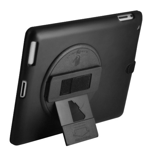 SlateSHIELD 360 Case for iPad 2 (Hold, Rotate, Stand, Protect)