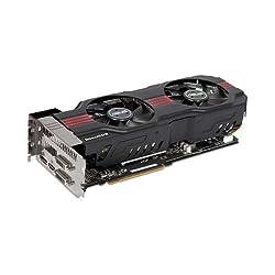 ASUS GeForce GTX 680 DirectCU II OC Edition 2048MB GDDR5, DVI, DVI-D, HDMI, DisplayPort, Overclocked GPU and GPU Tweak Utilities PCI-Express 3.0 Graphics Card Graphics Cards GTX680-DC2O-2GD5