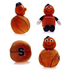 Buy NCAA Syracuse Orangemen Basket Ball Reverse-A-Pal Toy by Fabrique Innovations