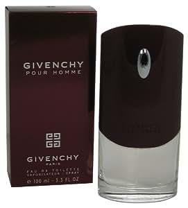 Givenchy Pour Homme By Givenchy For Men. Eau De Toilette Spray 3.4 Oz