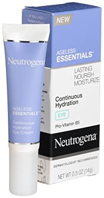 Best Cheap Deal for Neutrogena Ageless Essentials Continuous Hydration, Eye, 0.5 Ounce by Neutrogena - Free 2 Day Shipping Available
