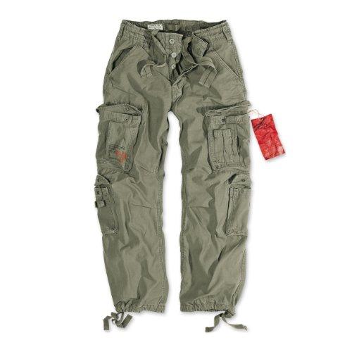 Surplus - Pantaloni cargo, uomo, Verde (Oliv), 2XL
