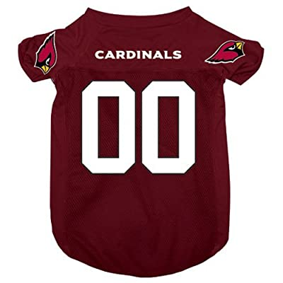 Arizona Cardinals Pet Dog Football Jersey XL