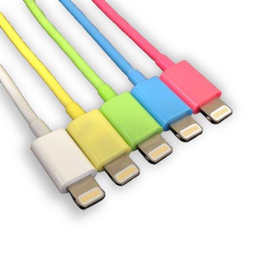 iPhone/iPad Lightning Cable 1.5m yellow【MFI認証品】