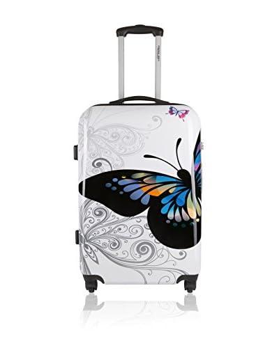 Travel ONE Hartschalen Trolley Liberia2 mehrfarbig  50  cm