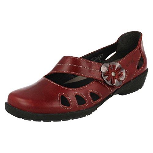 suave-sandales-compensees-femme-rouge-cerise