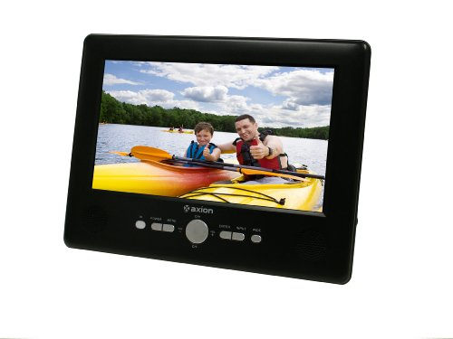41TJqzIri7L Axion AXN 8905 9 Inch Widescreen Handheld LCD TV