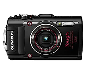 Olympus Tough TG-4 Camera - Black