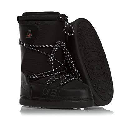 O'Neill Snowbird Mens Snow Boots In Black Out 154700. (40-41)