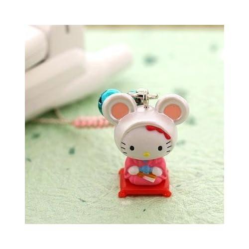 Sanrio Hello Kitty Animal Symbol of Zodiac on Cushion Phone