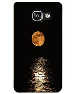 Samsung Galaxy A5 2016 Back Cover Designer Hard Case Printed Cover