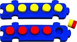Learning Advantage 7406 5 Frames Foam, Grade: Kindergarten to 5, Age: 5 Years Minimum Age, 1.875\