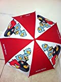 Angry Birds Kids Size Umbrella