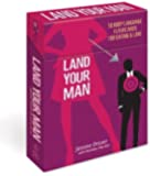 Land Your Man: 50 Body Language Flashcards for Dating and Love