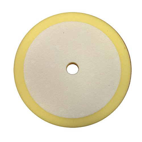 Superior Pads and Abrasives PCY08 8 Buffing Foam Pad for Compounding (Yellow) kitmmm559unv55400 value kit post it easel pads self stick easel pads mmm559 and universal economy woodcase pencil unv55400